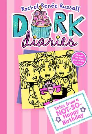 Dork Diaries 13: Tales from a Not-So-Happy Birthday (Dork Diaries, #13)