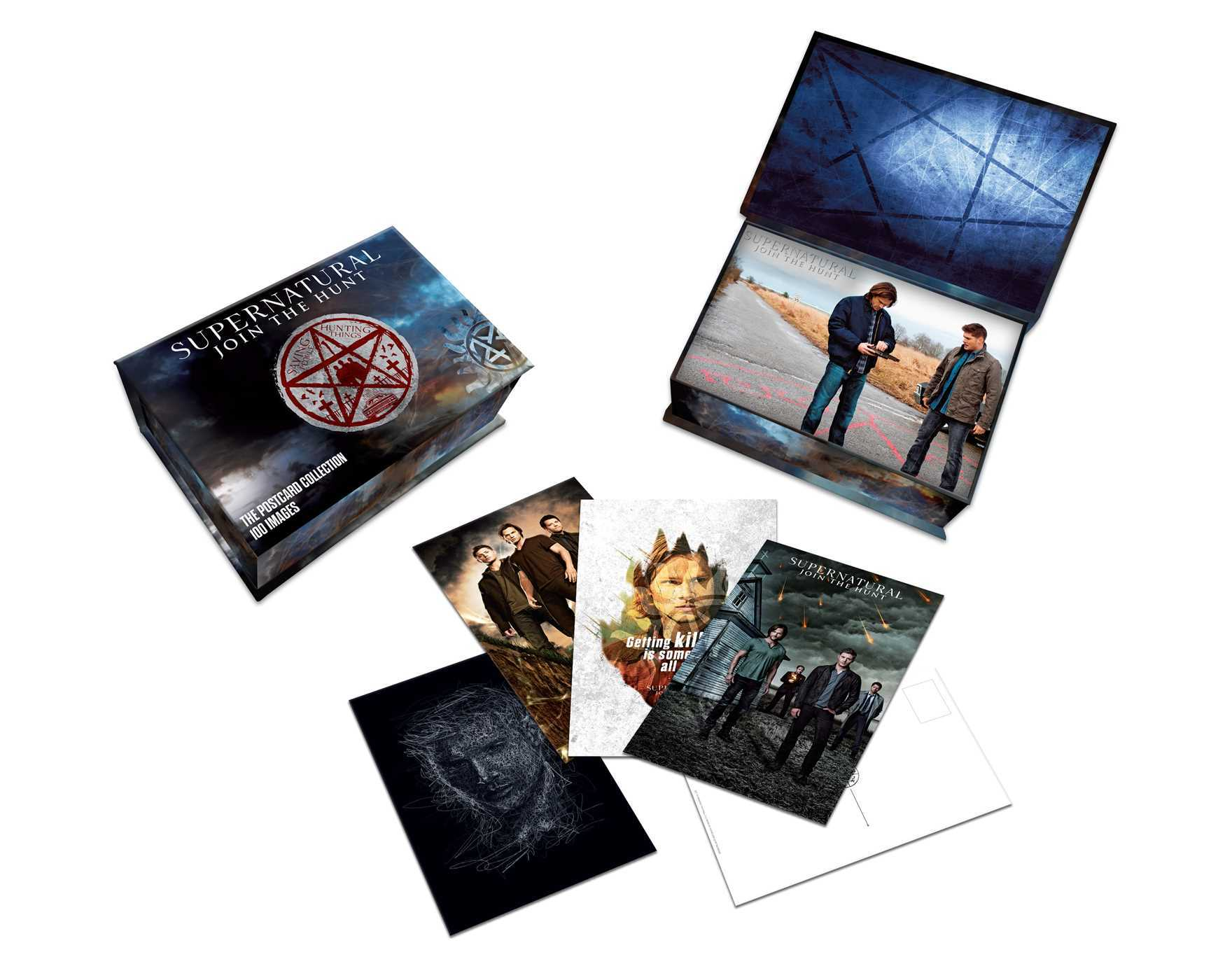Supernatural: The Postcard Collection