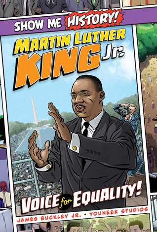 Martin Luther King Jr. by James Buckley Jr.