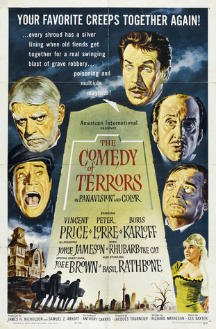 The Comedy of Terrors: Screenplay