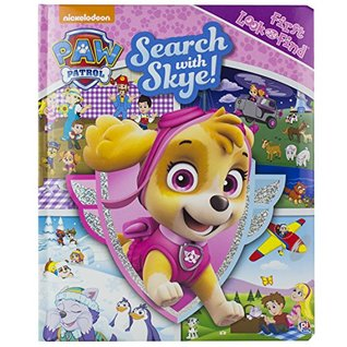 Nickelodeon Paw Patrol - Search with Skye - First Look and Find - PI Kids