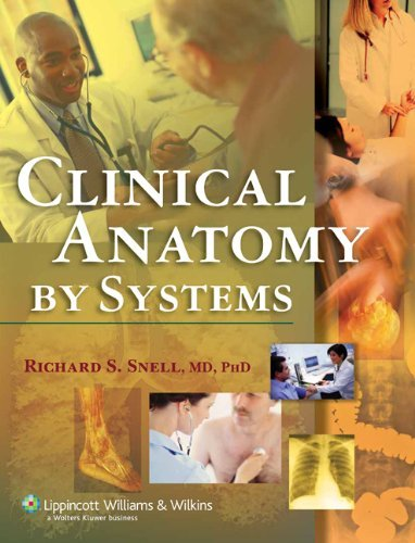 Clinical Anatomy by Systems Image Bank