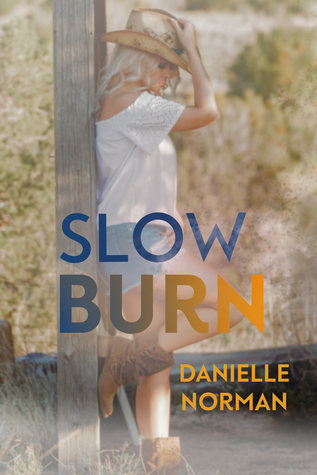 Slow Burn (Iron Horse Book 2)