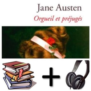 Orgueil et prejuges Audiobook PACK [Book + 2 CD MP3]