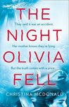 Book cover for The Night Olivia Fell