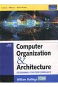 Computer Organization And Architecture: Designing For Performance, 6/E New Price