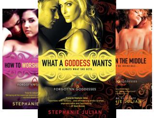 Forgotten Goddesses (4 Book Series)