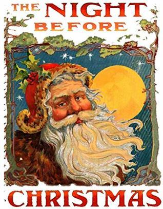 The Night Before Christmas - Victorian Version: Santa Claus Funnies (Classic Christmas Children Comics Book 17)