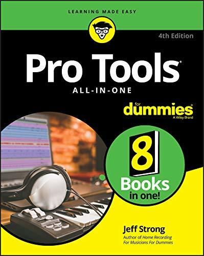Pro Tools All-In-One For Dummies (For Dummies