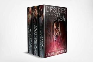Desires of the Flesh: Complete Collection Box Set (Books 1-3)