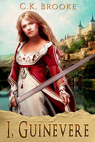 Fresh Fridays: I, Guinevere (Mythic Maids #1) by C K Brooke