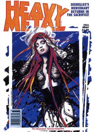 Heavy Metal Magazine, Fall 1987, (Volume 11, Number 111)
