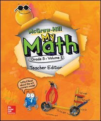 McGraw-Hill My Math Teacher Edition Grade 3 Volume 2