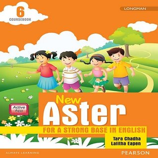 New Aster: Coursebook by Pearson for CBSE class 6