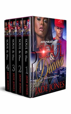 Soul and Diana Boxed Set: Parts 1-4