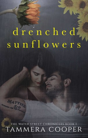 Drenched Sunflowers by Tammera L. Cooper