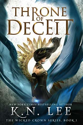 Throne of Deceit (Wicked Crown, #1)