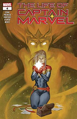 The Life Of Captain Marvel (2018) #4 (2018) #4 (of 5)