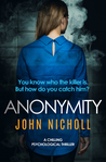 Anonymity (DI Gravel, #4)