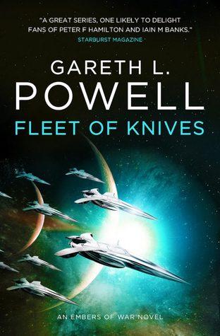 Fleet of Knives by Gareth L. Powell