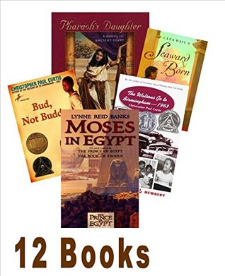 African American Collection (Grade 6 and Up): Story of Jackie Robinson; the Pharoh's Daughter; Moses in Egypt; Phillip Hall Likes Me; Tituba; Rebel Slaves; Bud, Not Buddy; Watsons Go to Birmingham