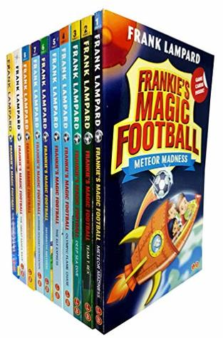 Frank lampard collection frankie's magic football series 10 books set ( Books 11 to 20 )