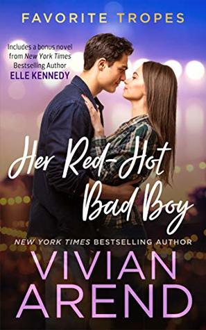 Her Red-Hot Bad Boy: Rocky Ride / Getting Hotter (Favorite Tropes Collection Book 10)