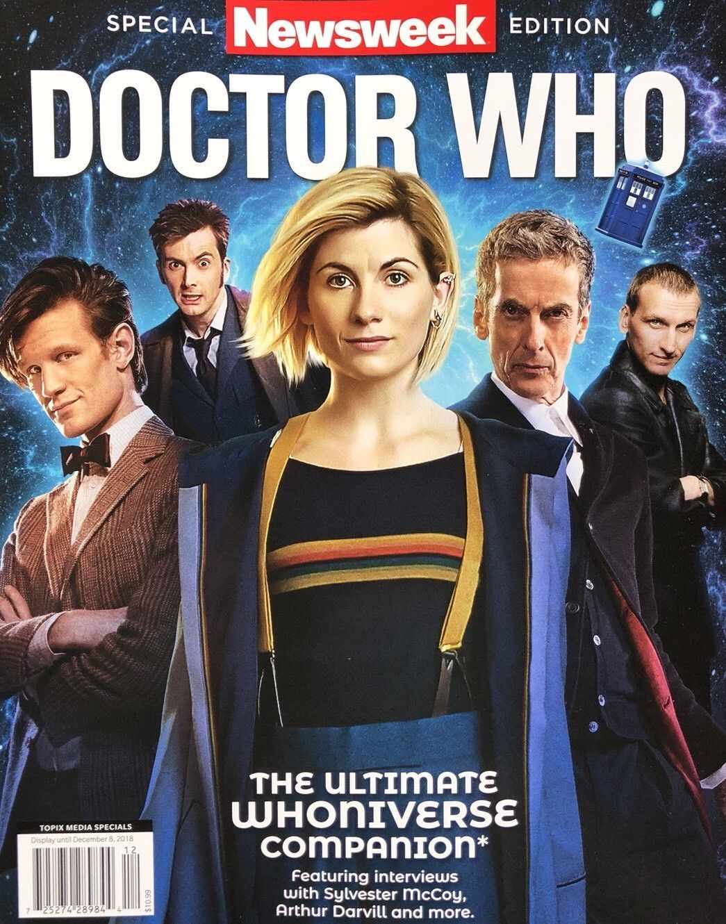 Newsweek Special Edition: Doctor Who: The Ultimate Whoniverse Companion
