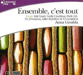 Ensemble, c'est tout Audiobook PACK [Book + 2 CD MP3 - Abridged text]