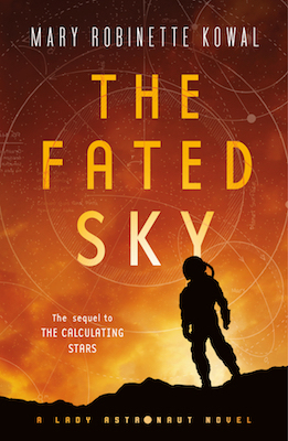 Fated Sky book cover