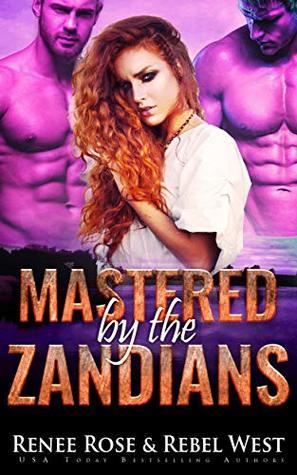 Mastered by the Zandians (Zandian Brides #3)