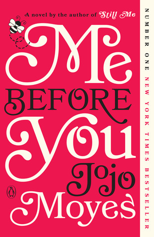 Jojo Moyes: Me Before You series audiobooks