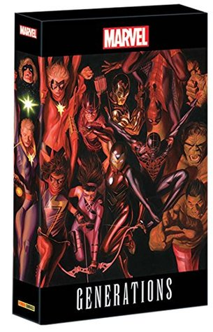 Marvel Generations : Tome 1