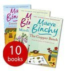 Maeve Binchy Collection-10 Books (Paperback) [Paperback] by