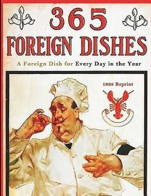 365 Foreign Dishes (Annotated)
