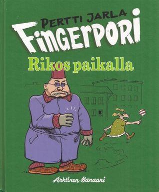 Fingerpori: Rikos paikalla