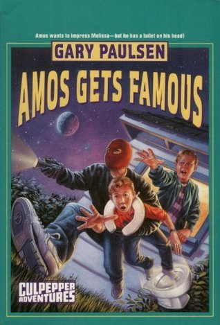 Amos Gets Famous (Culpepper Adventures, #8)