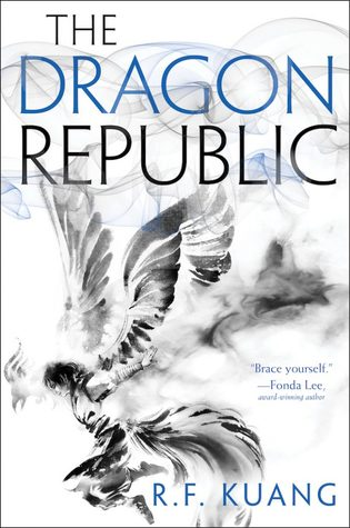 The Dragon Republic (The Poppy War, #2)