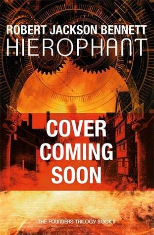 Hierophant (Founders, #2)