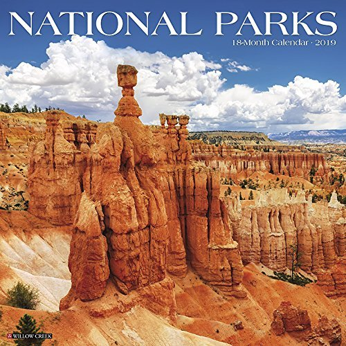 National Parks 2019 Wall Calendar