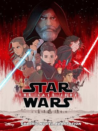 Star Wars: The Last Jedi: Graphic Novel Adaptation