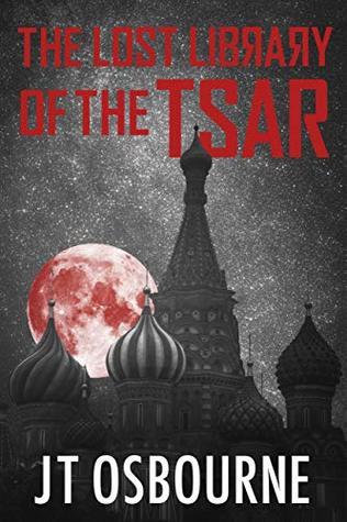 The Lost Library of the Tsar (Brook Burlington, #2)