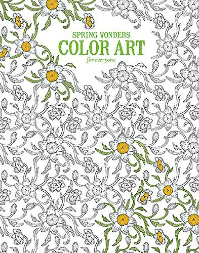 Spring Wonders Color Art for Everyone