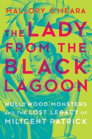 The Lady from the Black Lagoon Cover via Goodreads