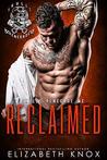 Reclaimed (Skulls Renegade MC #6)