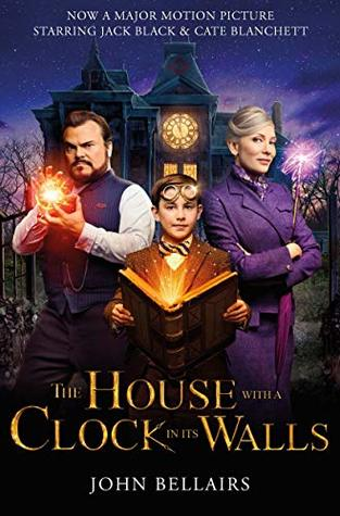 3d7a1f0ad4 The House with a Clock in Its Walls by John Bellairs