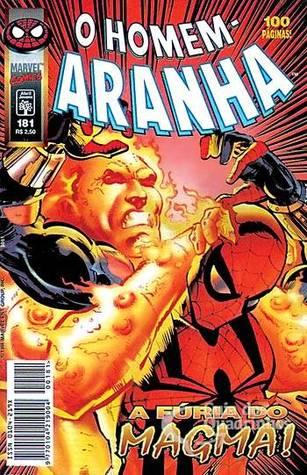 Homem-Aranha 1ª Série - n° 181