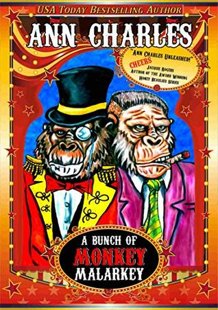A Bunch of Monkey Malarkey (AC Silly Circus Mystery Series Book 2)