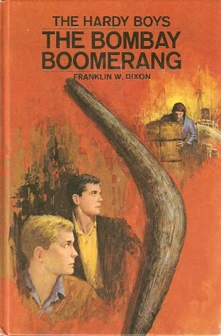 The Bombay Boomerang (Hardy Boys, #49)