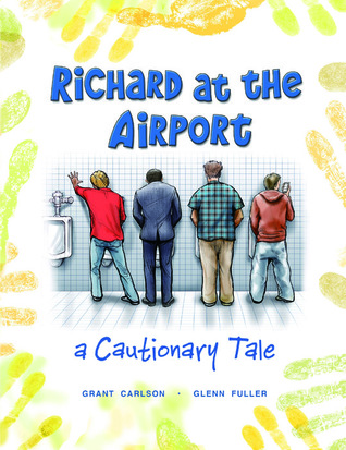 Richard at the Airport - a Cautionary Tale